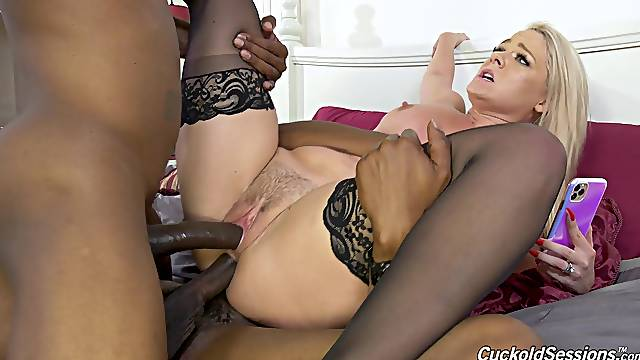 First time for wifey when she gets double fucked