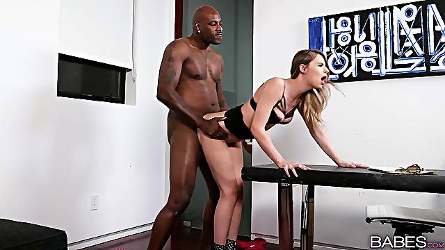 The way she takes the BBC up the ass is amazing