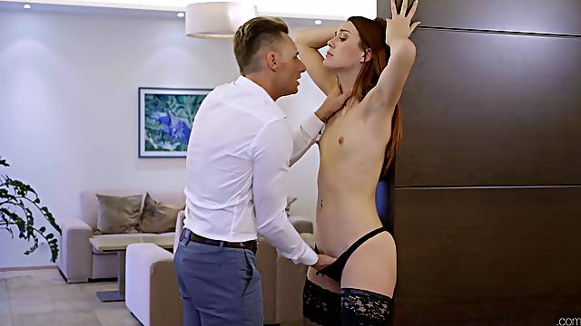 Charlie Red fully appreciates a guy willing to take total control