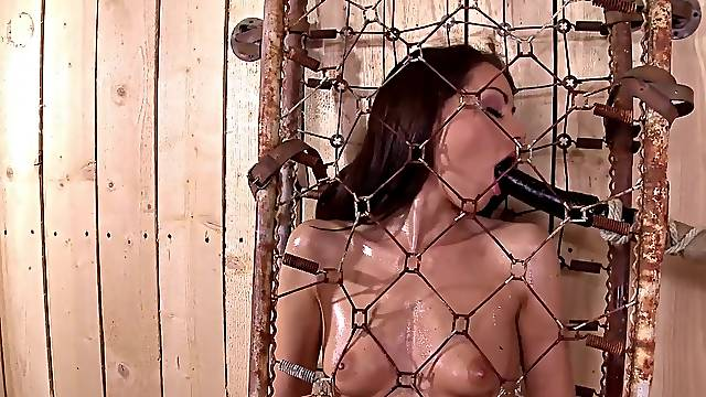 Male domination and kinky BDSM for the young doll