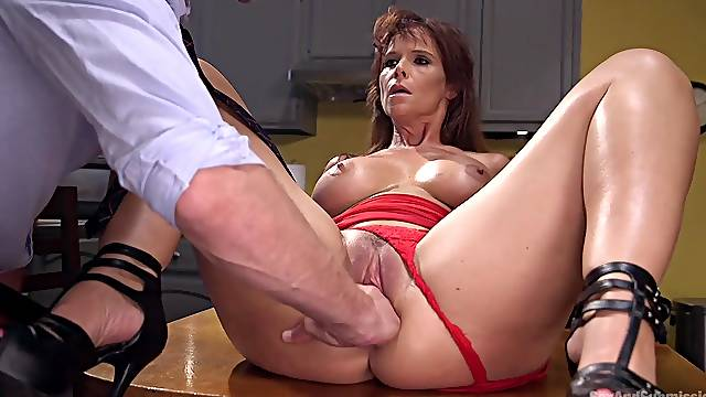 Katy Kiss and Syren De Mer are submissive to a domineering lover