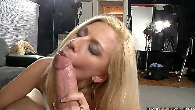 Slutty blowjob compilation with cock-sucking professionals