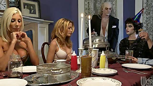 Naughty Maid Gets Finger Fucked And Cock Fucked