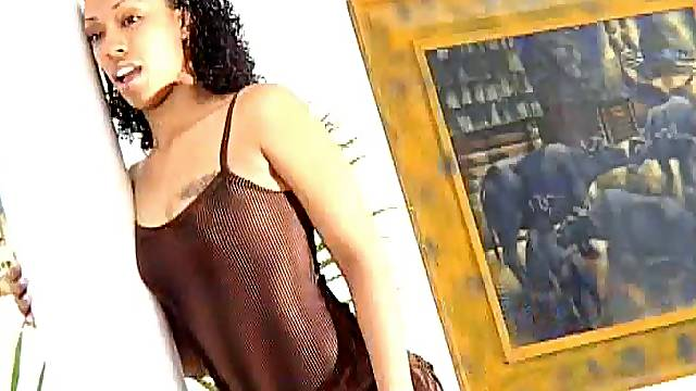 Randy sluts with natural tits in behind the scenes compilation