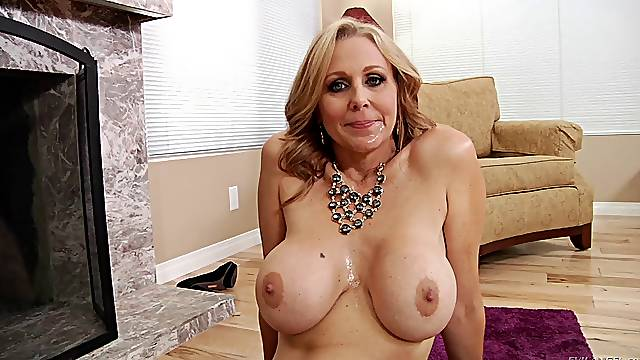 Milfs with cum dripping down their faces talk to you