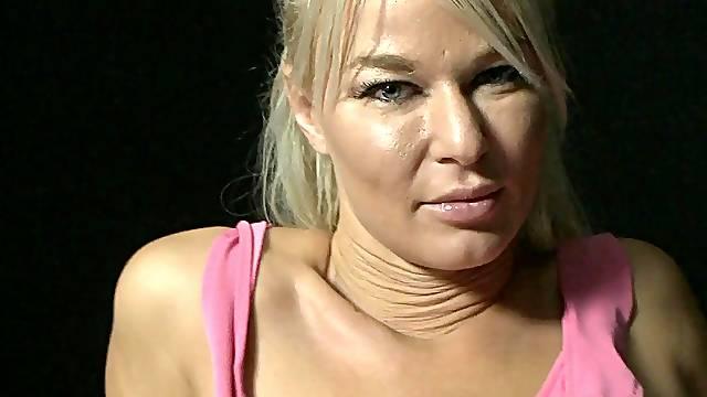 MILF pornstar London River in high heels having wild sex with her lover