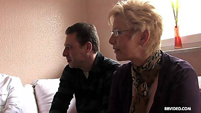 German foursome fucking with two mature swinger couples. Amateur