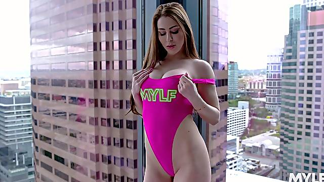 Compilation of fucking with busty pornstars who love hard sex