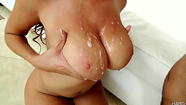 Compilation of porn videos with busty stars getting ass fucked