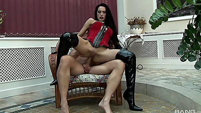 Hardcore fucking with anal loving pornstars - compilation