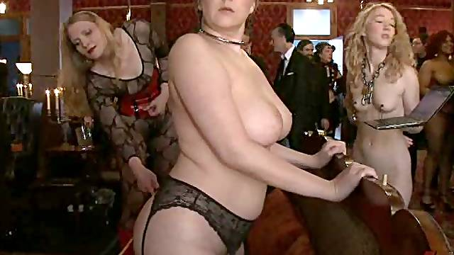 Hot Chubby Girls Are Fucked Hard In Hardcore BDSM Video