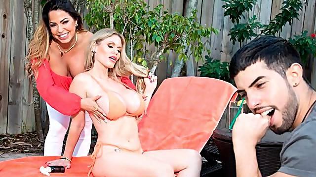 Julianna Vega and Casca Akashova both love their lovers dick