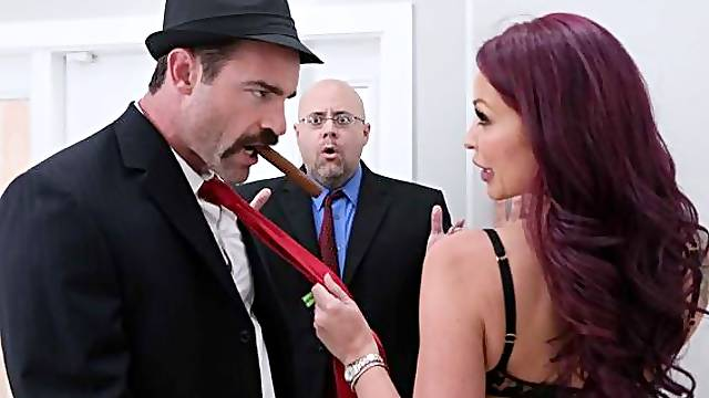 The Don Whacks My Wifes Ass