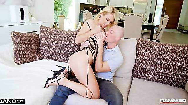 Natalia Starr Is A Cock Hungry Whore With A Wet Pussy