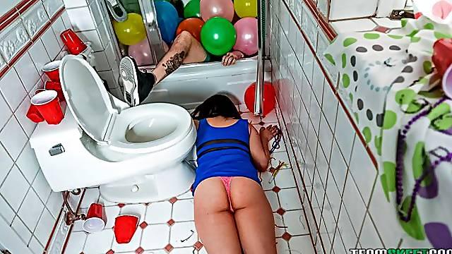 Best Of Bathroom Sex 1