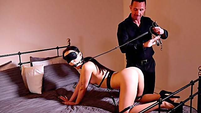 Submissives Anal Punishment II