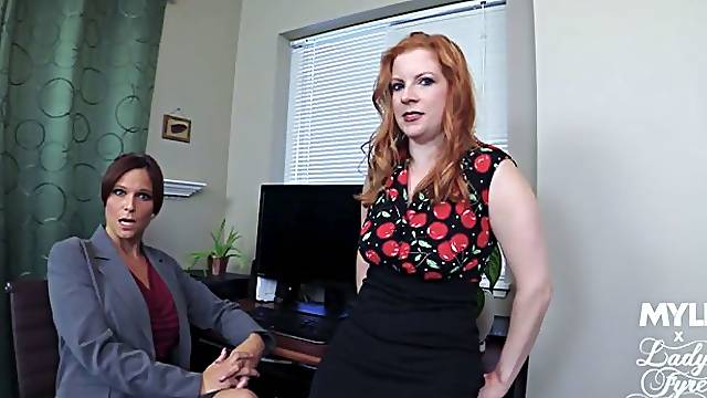 Stepmom And Principal Pussy