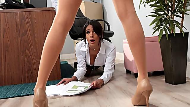 Suck My Stockings