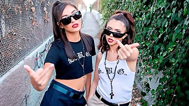 Slut Bitch Gang Emily Willis & Jane Wilde