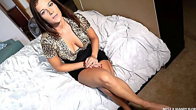 Step Mom and Son Share A Creampie