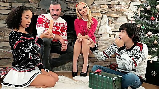 A Family Swap Christmas