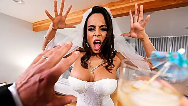 Anal For Your Bride