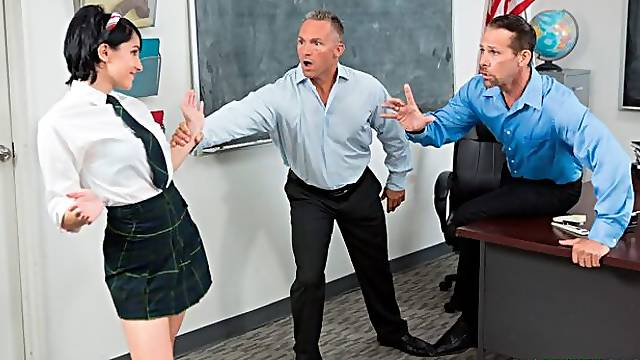 Dirty Teachers Exposed