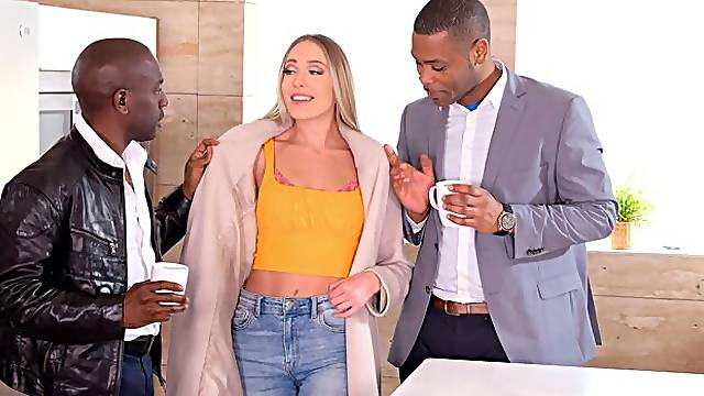 2 BBCs Convince Angelika Grays to Stay Home GP1903