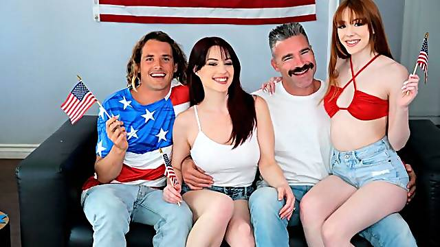 Fourth Of July Family Shootout - S3:E5