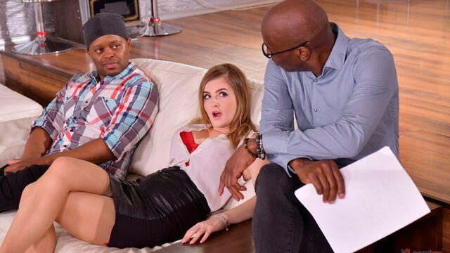 Couples Therapy: BBCs DP Curvy, Cock-addicted Nymphomaniac Candy Alexa GP2023
