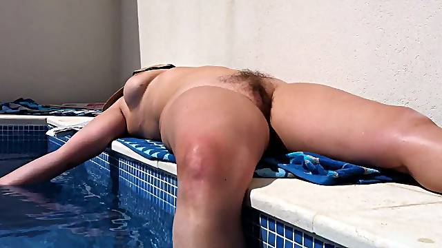 Spy by the pool 2