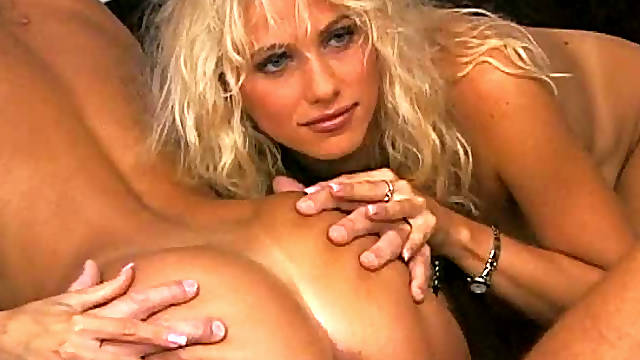 Part 3. Amateur Slovakian blonde hottie with big tits is a fast learner!