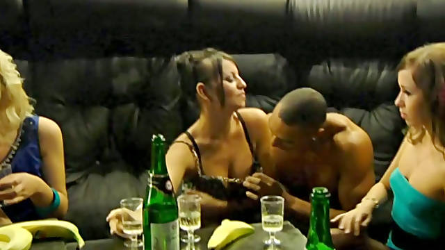 Young college sauna fuck