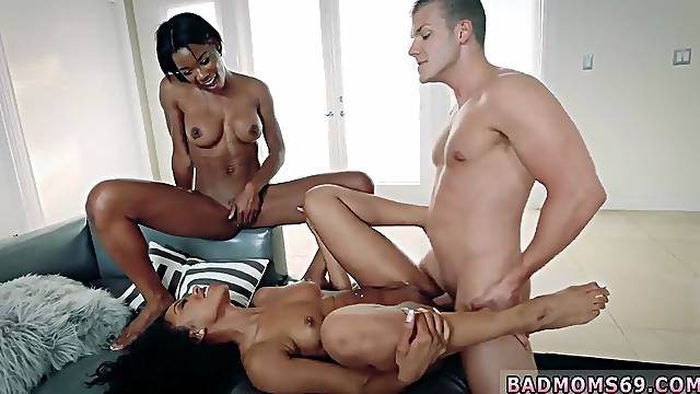 Milf get it hard in the ass and face farting xxx Mothers Interracial Inter