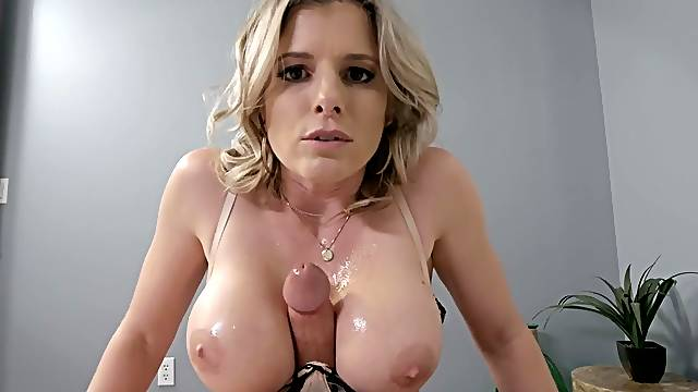 Nothing like fucking step mommy so deep and hard