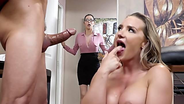 Milf with impressive skills deals full cock in excellent XXX scenes