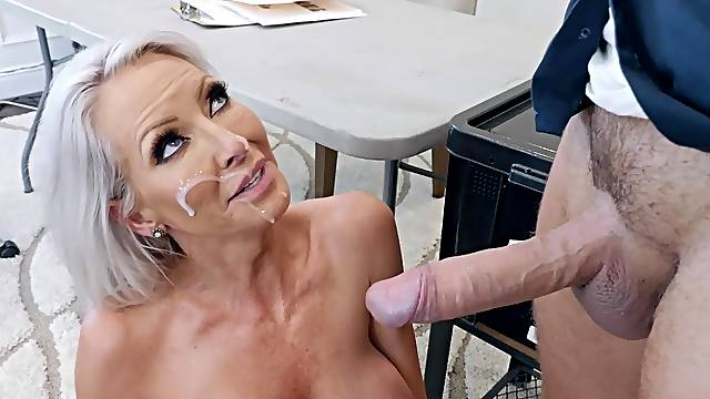 Busty mature gets fucked in more than enough ways