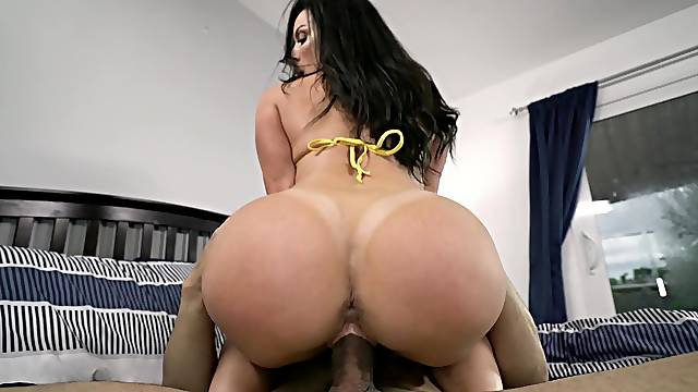 Energized mature rides the thick dong in remarkable XXX