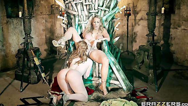 Game of Thrones parody shows these top women fucking like crazy
