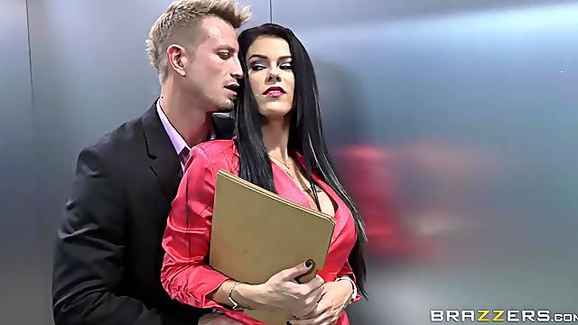 Fine hardcore sex moments for a top teacher