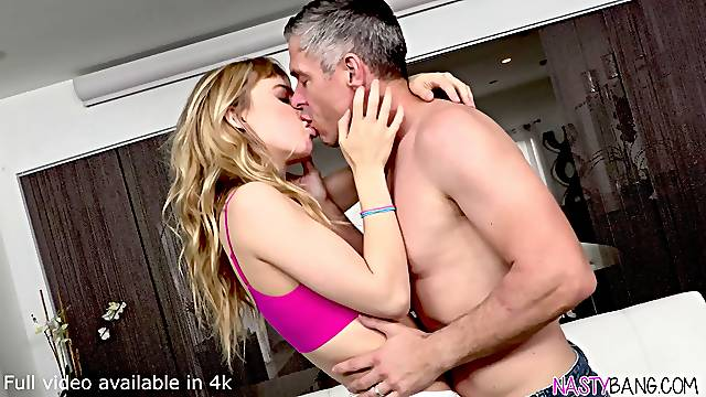 X Empire: Petite Fuckdoll Ivy Wolfe Has Screaming Orgasms on PornHD