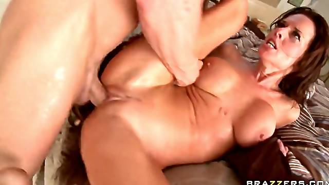 Veronica Avluv loves to get her boobs played around with