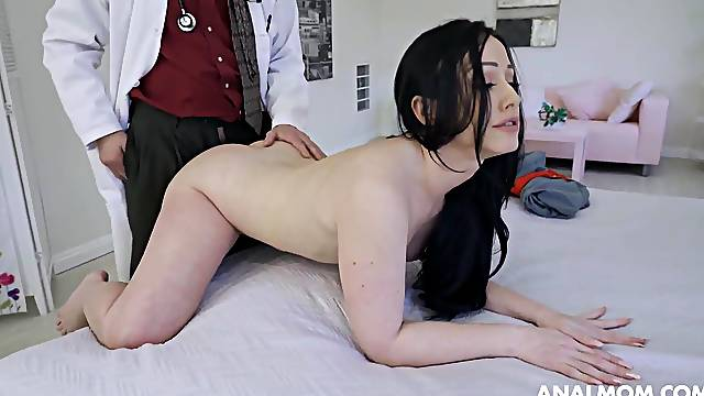 Sensual Housewife Complimentary Breast Exam