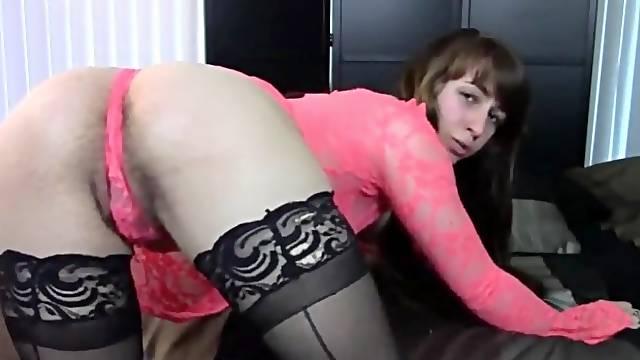 Hairy pussy girl talks dirty deepsexy.com