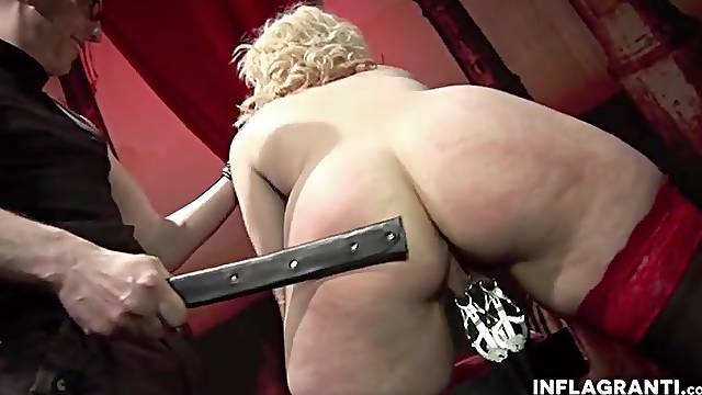 Abused sub girl craves great pain for pleasure