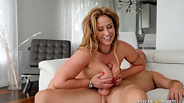 Chubby cheating wife enjoys that big cock in her cunt