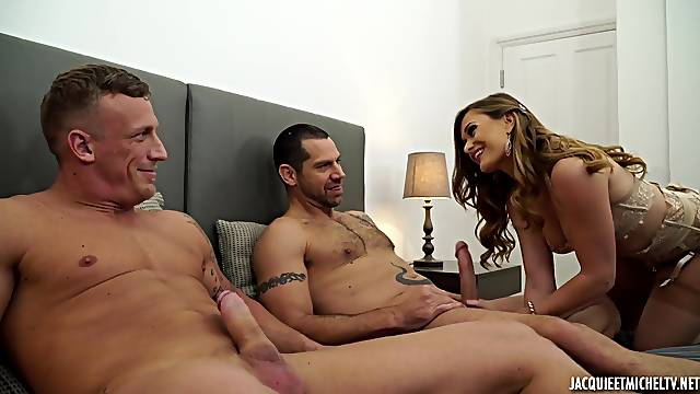 hot french amateur babe gangbang video