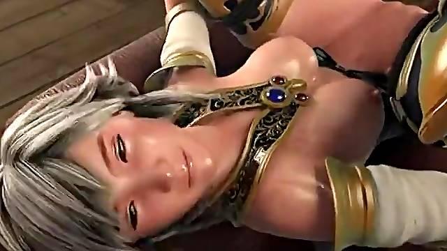 3D cartoon bizarre porn video