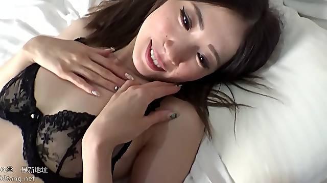 Japanese amateur whore thrilling sex clip