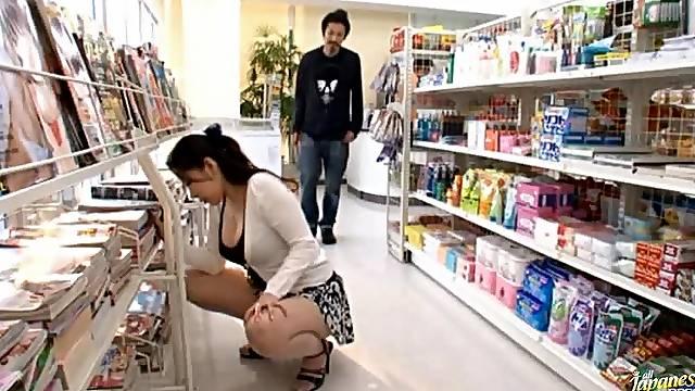 Public Masturbation With The Asian Slut Ayane Asakura